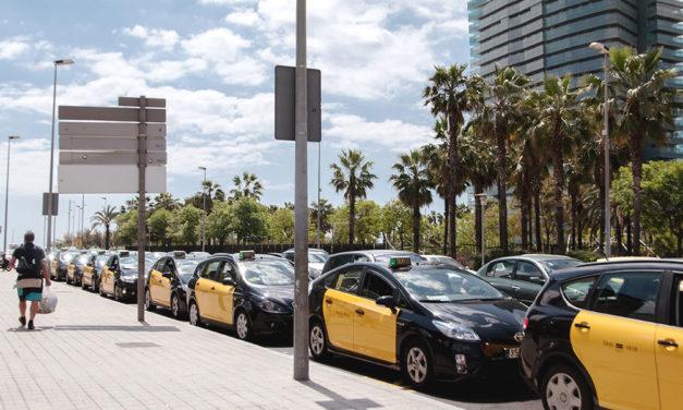 Такси из аэропорта Барселоны. Как найти и стоимость?