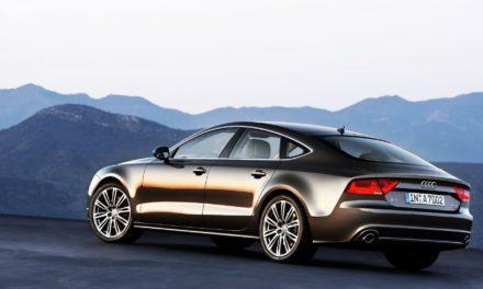 Audi A7 получила от Pirelli шины Cinturato P7 All Season