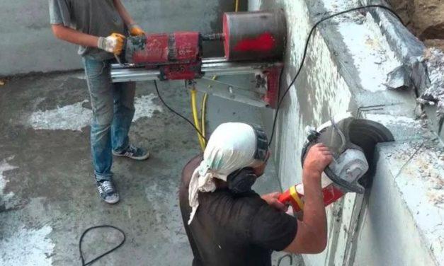 Алмазная резка бетона – что это, и каковы особенности процесса?